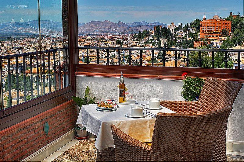hoteles de Granada