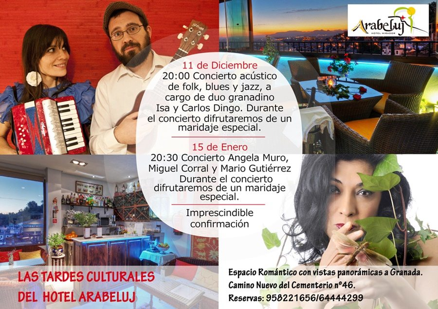 Hoteles con encanto Granada