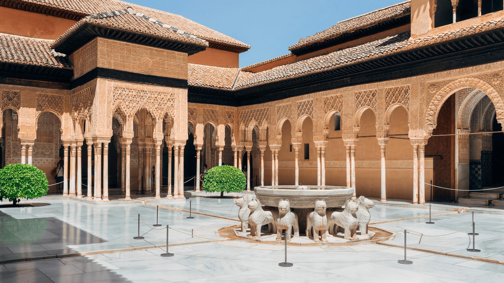 alhambra tickets hotel arabeluj granada. Black Bedroom Furniture Sets. Home Design Ideas