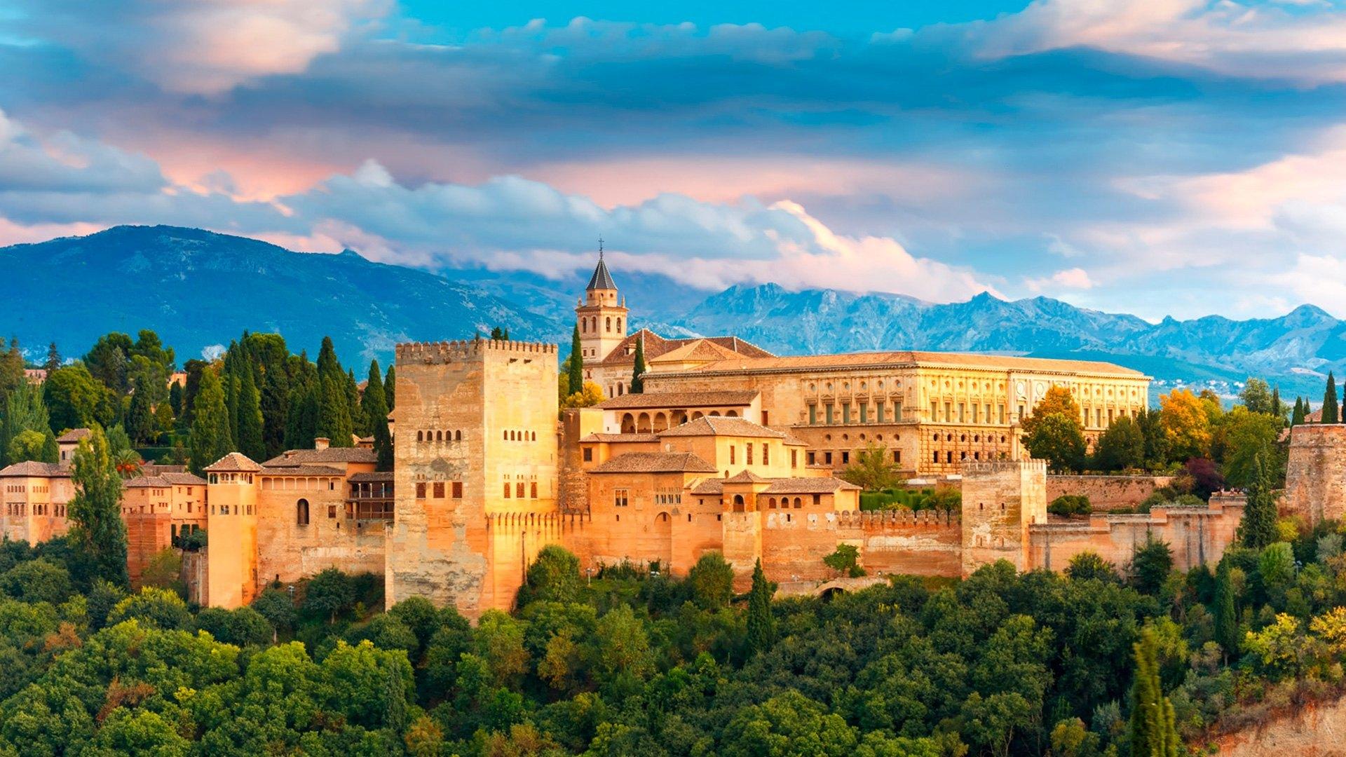 Alhambra Granada Virtual Tour