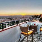 hotel junto a la Alhambra