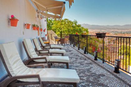 Hoteles cerca de la Alhambra