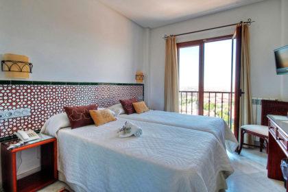 Hotel con encanto Granada