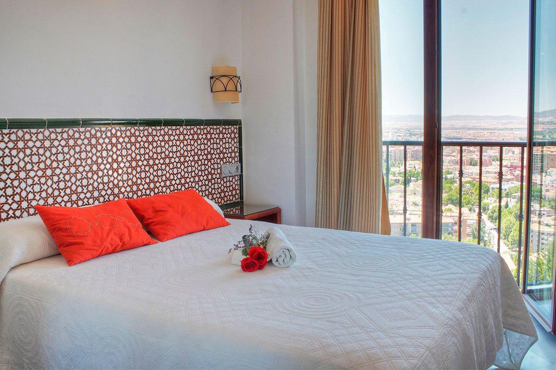 Oferta San Valentín Hotel Granada