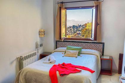 Hoteles en Granada cerca de la Alhambra
