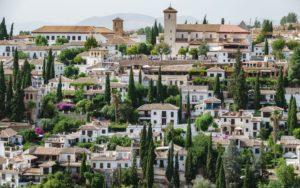 El barrio del Albaycín